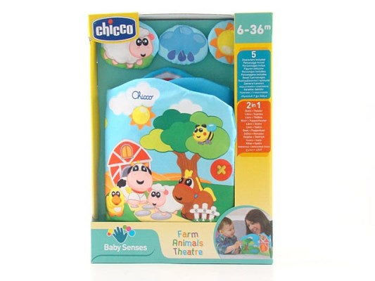 CHICCO GIOCO FARM ANIMALS THEATRE - Farmaconvenienza.it