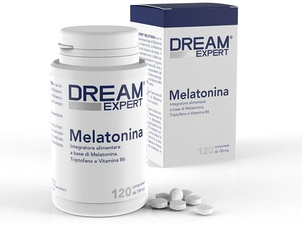 DREAM EXPERT MELATONINA 120 COMPRESSE