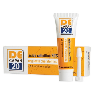 DECAPAN 20 UNGUENTO 30 ML - Farmaunclick.it