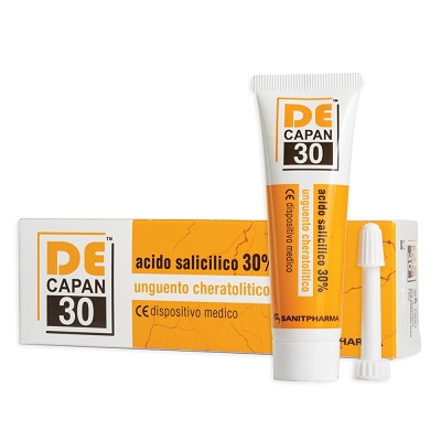 DECAPAN 30 UNGUENTO 30 ML - Farmaunclick.it