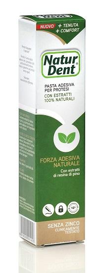 NATURDENT ADESIVO PROTESI 40 G - Farmacia Castel del Monte
