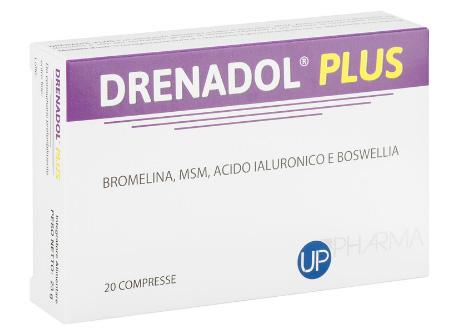 Drenadol Plus 20 Compresse - Arcafarma.it