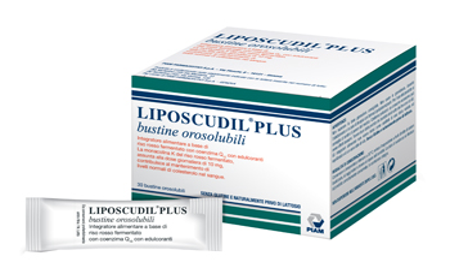 LIPOSCUDIL PLUS 30 BUSTINE OROSOLUBILI - Farmaseller