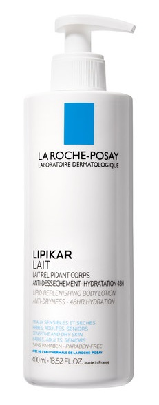 LIPIKAR LATTE 400 ML - FARMAPRIME