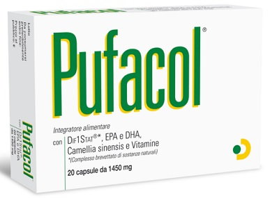 PUFACOL 20 CAPSULE 1300 MG - Farmajoy