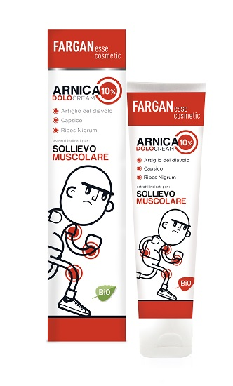FARGANESSE ARNICA 10% DOLOCREAM 100 ML - Farmafamily.it