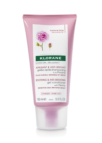 Klorane Peonia Gel Dopo Shampoo Cuoio Capelluto Irritato 150 ml