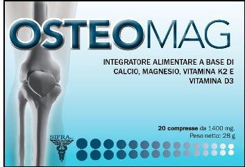 Osteomag Integratore Per Le Ossa 20 Compresse