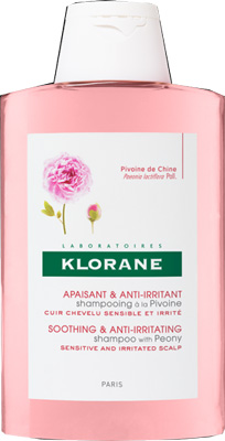 KLORANE SHAMPOO PEONIA 400 ML - Farmajoy