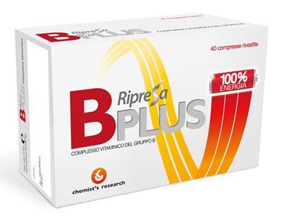 RIPRESA B PLUS ENERGIA 40 COMPRESSE - Farmabellezza.it