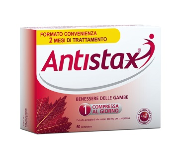 ANTISTAX 360MG 60 COMPRESSE - Farmapass