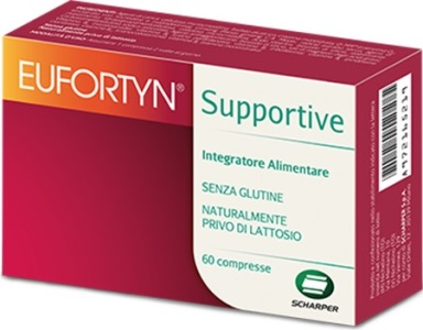 EUFORTYN SUPPORTIVE 60 COMPRESSE - Farmacistaclick