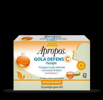 APROPOS GOLA DEFENS C ACE - Farmaunclick.it