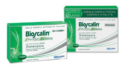 BIOSCALIN PHYSIOGENINA 30 COMPRESSE - FARMAPRIME