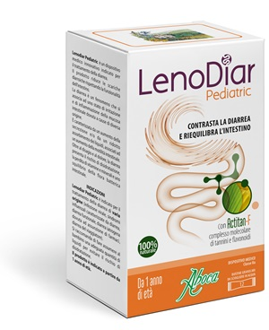 LENODIAR PEDIATRIC 12 BUSTINE 2 G - farmaciadeglispeziali.it