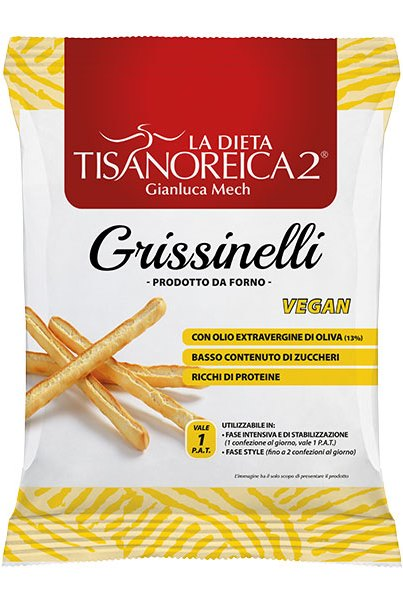 TISANOREICA GRISSINELLI 22 G - Farmastar.it