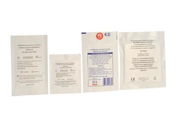 GARZA IDROFILA STERILE E ASSORBENTE 18X40 CM 1 PEZZO - Farmapc.it