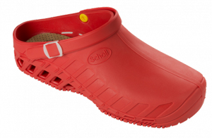 CLOG EVO TPR UNISEX RED 39-40 COLLEZIONE SS17 1 PAIO - La farmacia digitale