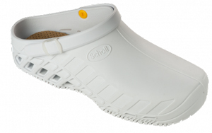 CLOG EVO TPR UNISEX WHITE 40-41 COLLEZIONE SS17 1 PAIO - Farmacia Castel del Monte