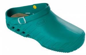 Dr. Scholl Clog Evo Tpr Unisex Colore Verde Smeraldo n°37-38