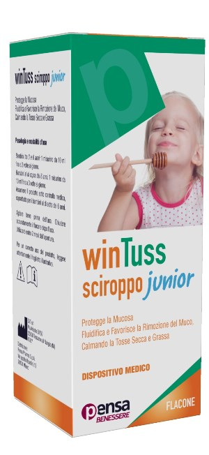 WINTUSS SCIROPPO JUNIOR 170 ML - Farmapage.it