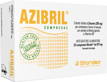 AZIBRIL 20 COMPRESSE FILMATE 670 G - Farmapage.it