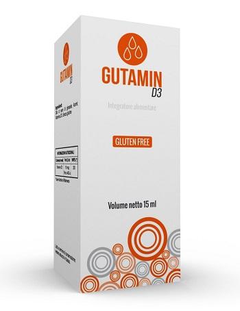 GUTAMIN D3 15 ML - Farmaseller