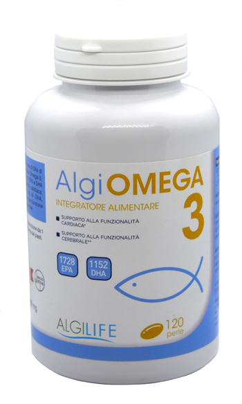 ALGIOMEGA 3 120 PERLE - Farmaseller