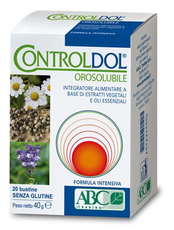 Acquistare online CONTROLDOL OROSOLUBILE 20BUST