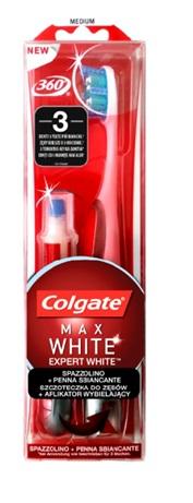 COLGATE EXPERT WHITE SPAZZOLINO + PENNA SBIANCANTE