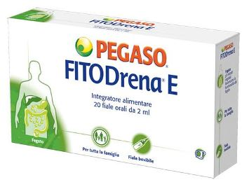 FITODRENA E 20 FIALE BEVIBILI DA 2 ML - Farmabros.it