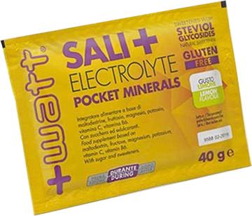 SALI+ LIMONE MINERAL POCKET 40 G - Parafarmacia la Fattoria della Salute S.n.c. di Delfini Dott.ssa Giulia e Marra Dott.ssa Michela