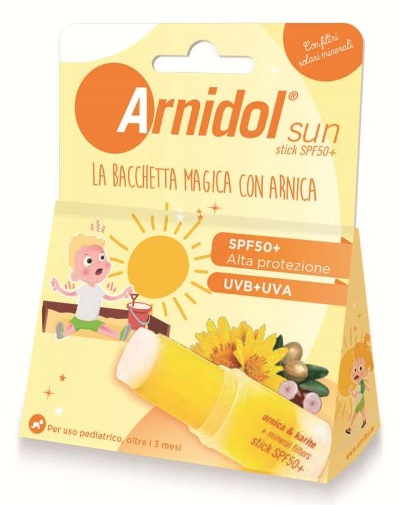ARNIDOL SUN STICK SPF50+ 15 G