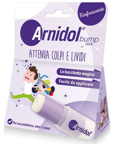 ARNIDOL BUMP STICK 15 G - Farmacia 33