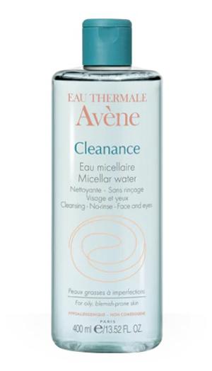 EAU THERMALE AVENE CLEANANCE ACQUA MICELLARE 400 ML - Farmastar.it