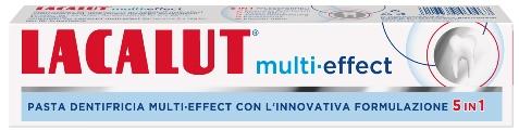 LACALUT DENTRIFRICIO MULTI EFFECT 5 IN 1 - Farmaseller
