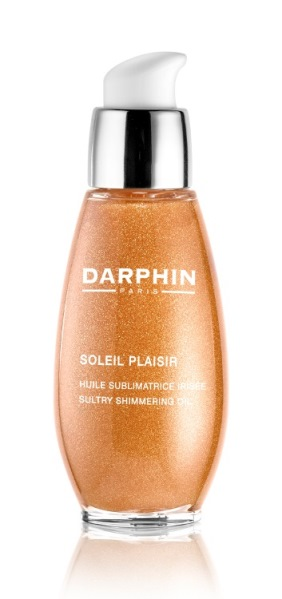 DARPHIN SOLEIL PLAISIR OIL SHIMMER OLIO SUBLIMATORE 50 ML - Farmastar.it