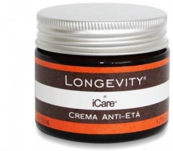 ICARE LONGEVITY CREMA ANTI ETA' 50 ML