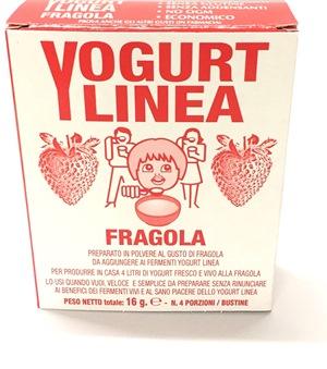 YOGURT LINEA FRAGOLA 4 BUSTINE DA 4 G - Farmapage.it