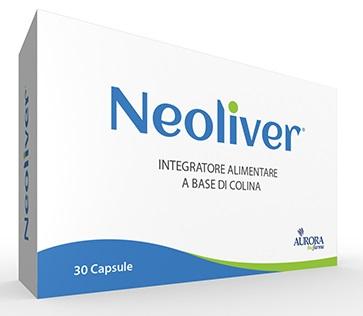 Neoliver Integratore Epatico 30 Capsule
