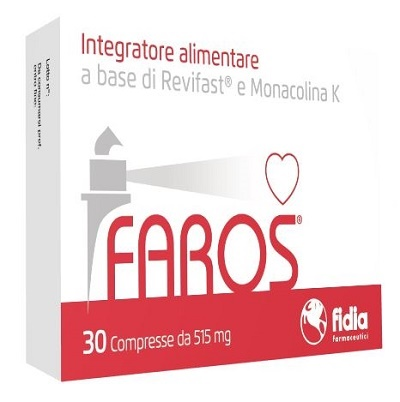 FAROS 30 COMPRESSE - Farmaciaempatica.it