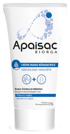 APAISAC CREMA MANI RIPARATRICE 50 ML - Nowfarma.it