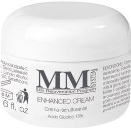 MM System Enhanced Cream 15% Crema Ristrutturante 50 ml - Zfarmacia