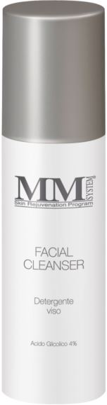 MM System Facial Cleanser Detergente Viso 150 ml