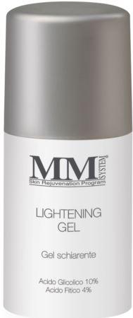 MM System Lightening Gel Schiarente per Macchie della Pelle 30 ml