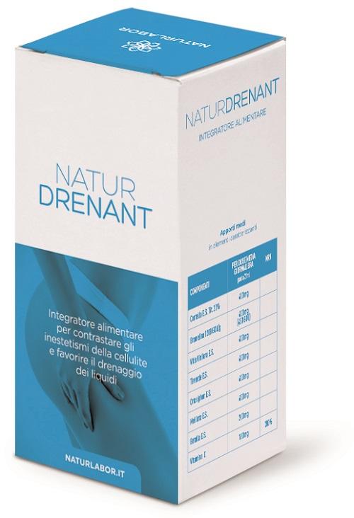 NATURDRENANT LIQUIDO 200 ML - Farmacielo