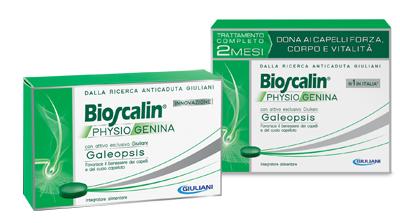 BIOSCALIN PHYSIOGENINA 30 + 30 COMPRESSE PROMO - Carafarmacia.it