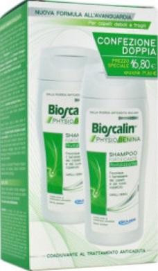 GIULIANI spa Bioscalin Physiogenina Shampoo Rivitalizzante 400 ml - Zfarmacia