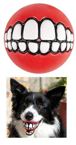GRINZ BALL SMALL RED - Farmacia Bartoli