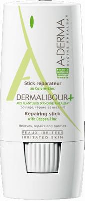 A-Derma Dermalibour+ Stick Lenitivo Pelle Irritata 8 g